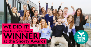 facebook ad award winner Shorty